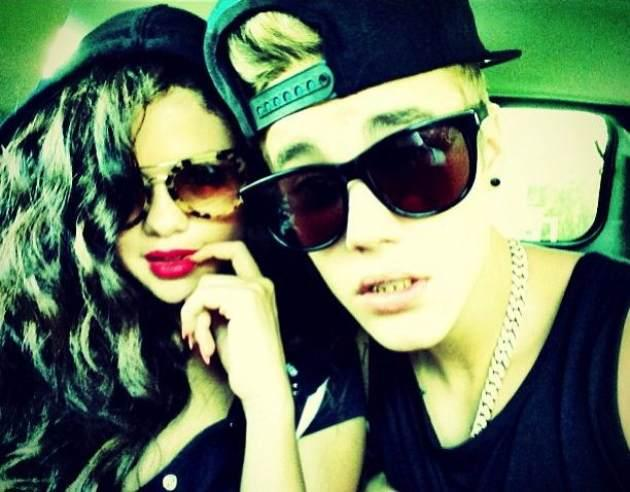 Selena Gomez and Justin Bieber -- Instagram