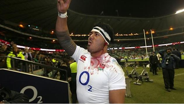 Six Nations - Tuilagi on bench for Italy match