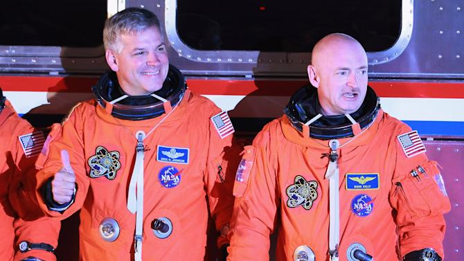Space Shuttle Endeavour Launches Under Command Of Astronaut Mark Kelly