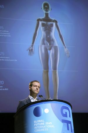 Russian tycoon wants to move mind to machine