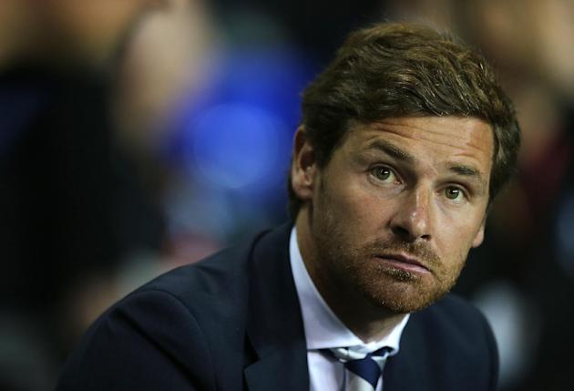 Andre Villas-Boas urged his players to let authorities deal with incidents of racist chanting