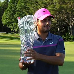 Abraham Ancer wins the Nova Scotia Open