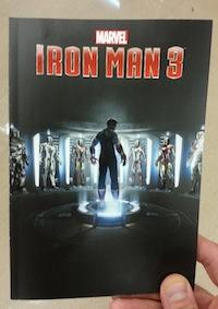 Want 'Iron Man 3′ Spoilers? Go To The Grocery Store