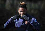 Cameroon midfielder Alexandre Song, pictured during a training session at Arsenal's training ground in London Colney on March 5, 2012. Ivory Coast is in a strong position to capture the CAF Footballer of the Year award on Thursday, with two of its stars, both past winners, nominated against an up-and-coming Song