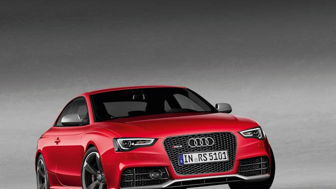 RS 5 comes to US, finally
