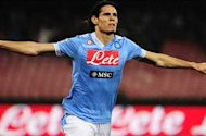 Manchester City want to sign Cavani, says coach