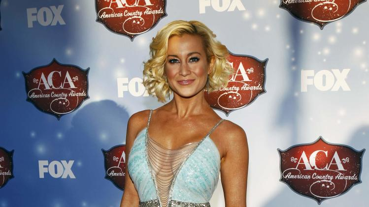 Singer Kellie Pickler poses during the 4th annual American Country Awards in Las Vegas