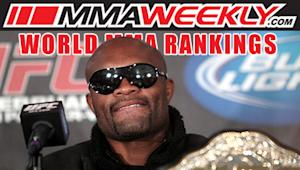 MMAWeekly.com World MMA Top 10 Rankings