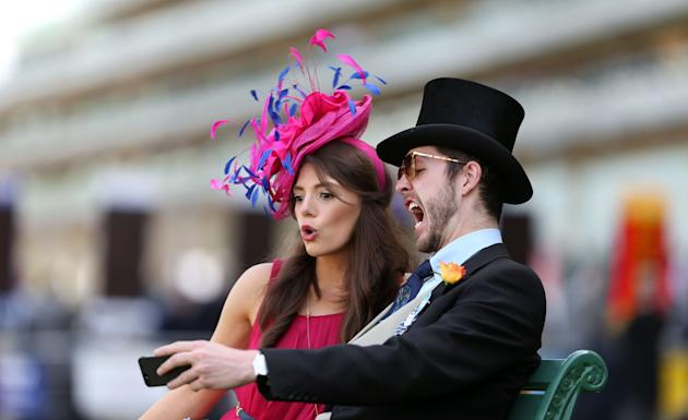 Horse Racing - The Royal Ascot Meeting 2013 - Day Two - Ascot Racecourse