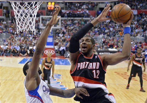 Clippers topple Trail Blazers 96-83