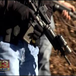 Md. Bill Would Put Armed Police Officer In Every School