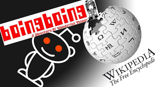 Wikipedia Blackout: Websites Wikipedia, Reddit, Others Go Dark Wednesday to Protest SOPA, PIPA (ABC News)