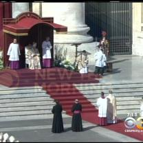 Pope Francis Celebrates Beatification Mass For Pope Paul VI