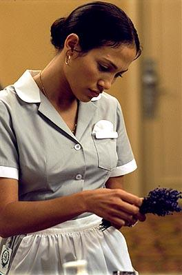 Jennifer Lopez in Columbia's Maid In Manhattan