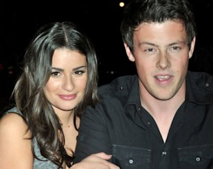 Glee Stars Lea Michele & Cory Monteith Dating?