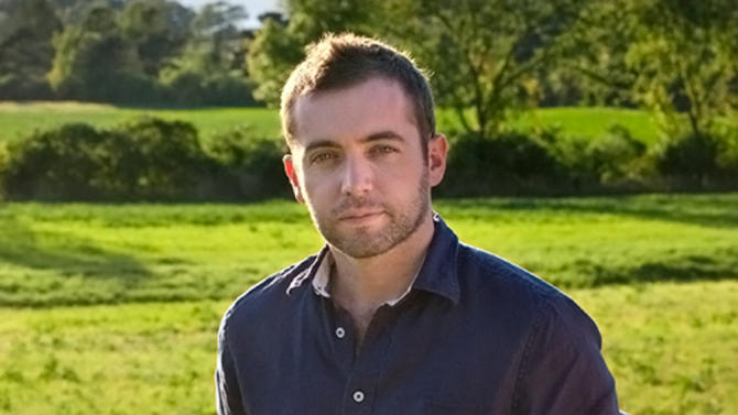 This undated photo provided by Blue Rider Press/Penguin shows award-winning journalist and war correspondent Michael Hastings. Hastings, an award-winning journalist and war correspondent, died early Tuesday, June 18, 2013 in a car accident in Los Angeles, his employer and family said. (AP Photo/Blue Rider Press/Penguin)