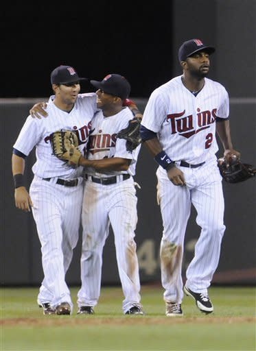 Span, Revere spark Twins in 19-7 win over Orioles