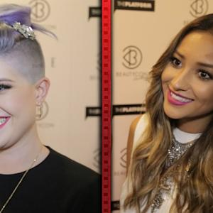 Kelly Osbourne & Shay Mitchell Offer Up Their Best Beauty Tips