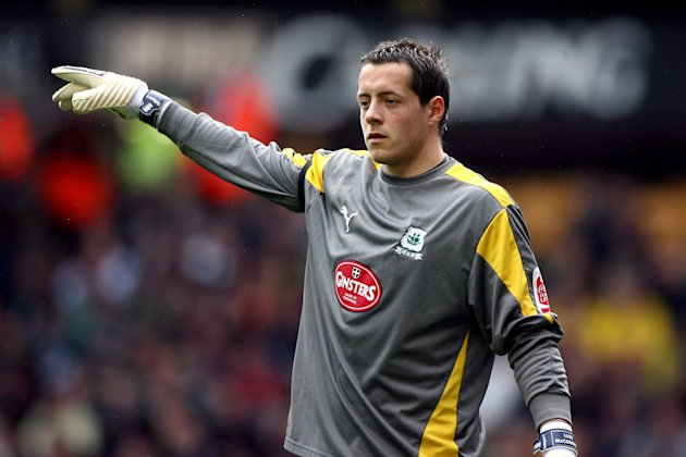 Luke McCormick had been playing for Plymouth Argyle back in 2008