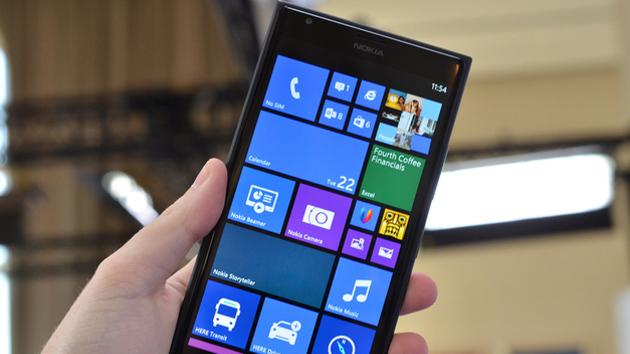 Nokia's 6-inch Lumia 1520 launches on November 22nd alongside Xbox One