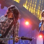 Dave Grohl Joins the Rolling Stones On Stage (Video)