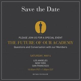 Oscars: What Is The Academy's Unprecedented Membership Meeting Really All About?