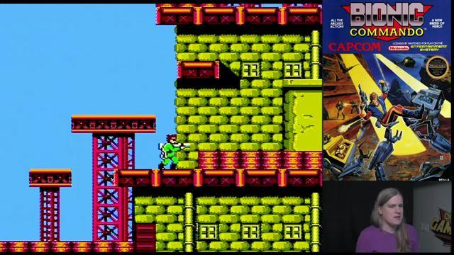 Bionic Commando - Retro Stream