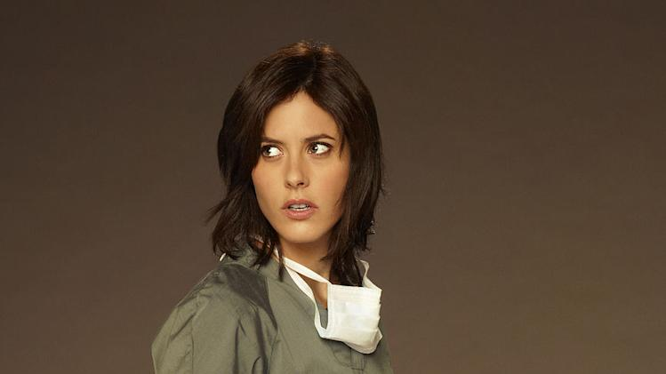 "Katherine Moennig stars as Dr. Miranda Foster on ""Three Rivers."""