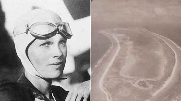 Lost Photos Reveal Clues About Amelia Earhart (ABC News)