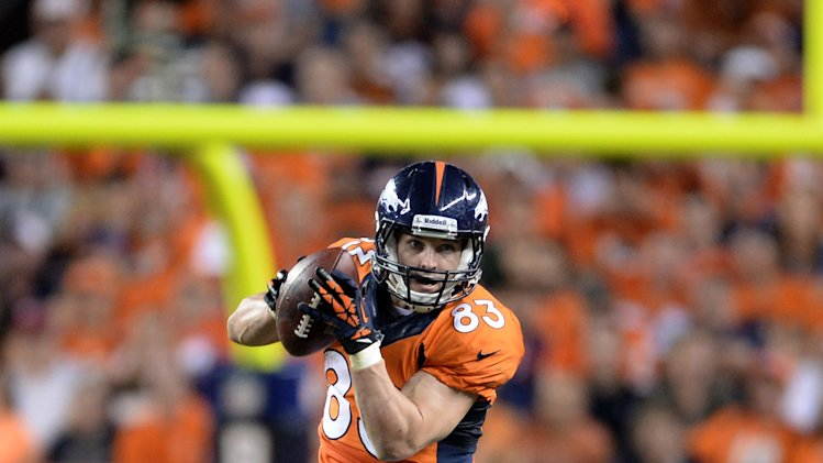 NFL: Baltimore Ravens at Denver Broncos