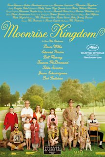 Poster de Moonrise Kingdom