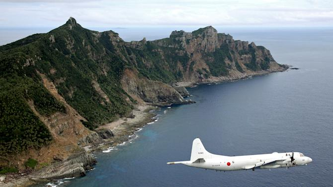 China angered by Japan's increased jet scrambles