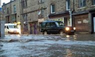 Evacuations As Floods Hit Northern England