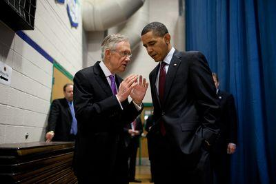 Obama has Harry Reid to thank for his biggest accomplishments