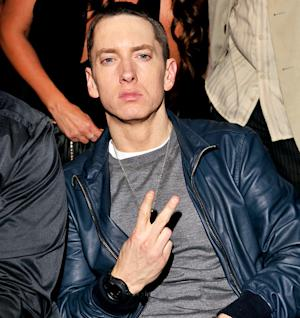 Eminem Attending MTV Video Music Awards 2013