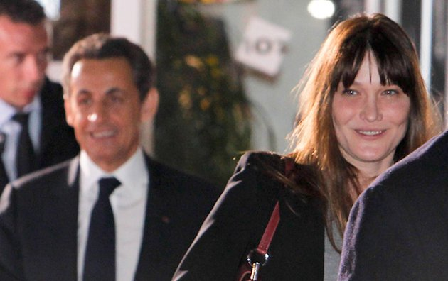 Carla Bruni critique svrement Valrie Trierweiler