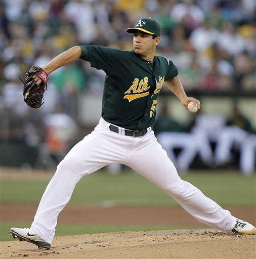 A's Brandon Inge pounds former Tigers team again