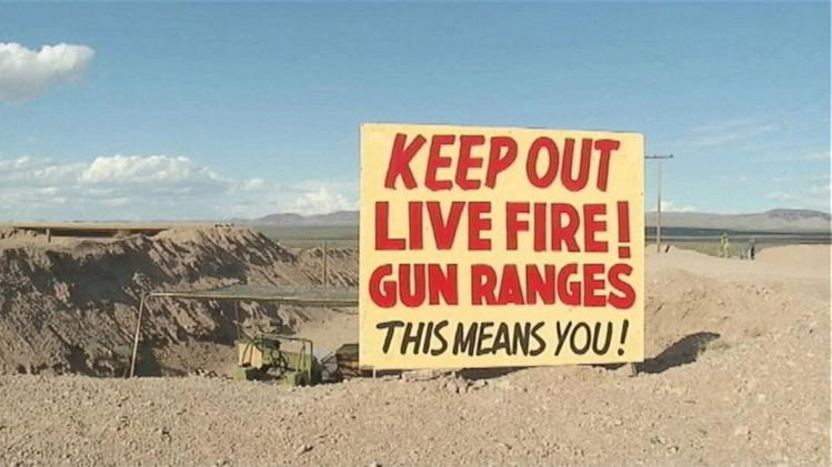 Gun Range Defends Kids Shooting Automatic Weapons