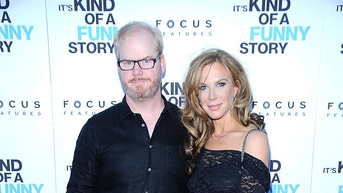 Its kind of a funny story NYC premiere 2010 Jim Gaffigan