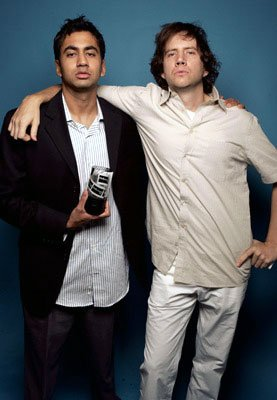 Kal Penn and Jamie Kennedy