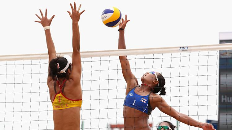 3rd Asian Beach Games: Beach Volleyball Day 2