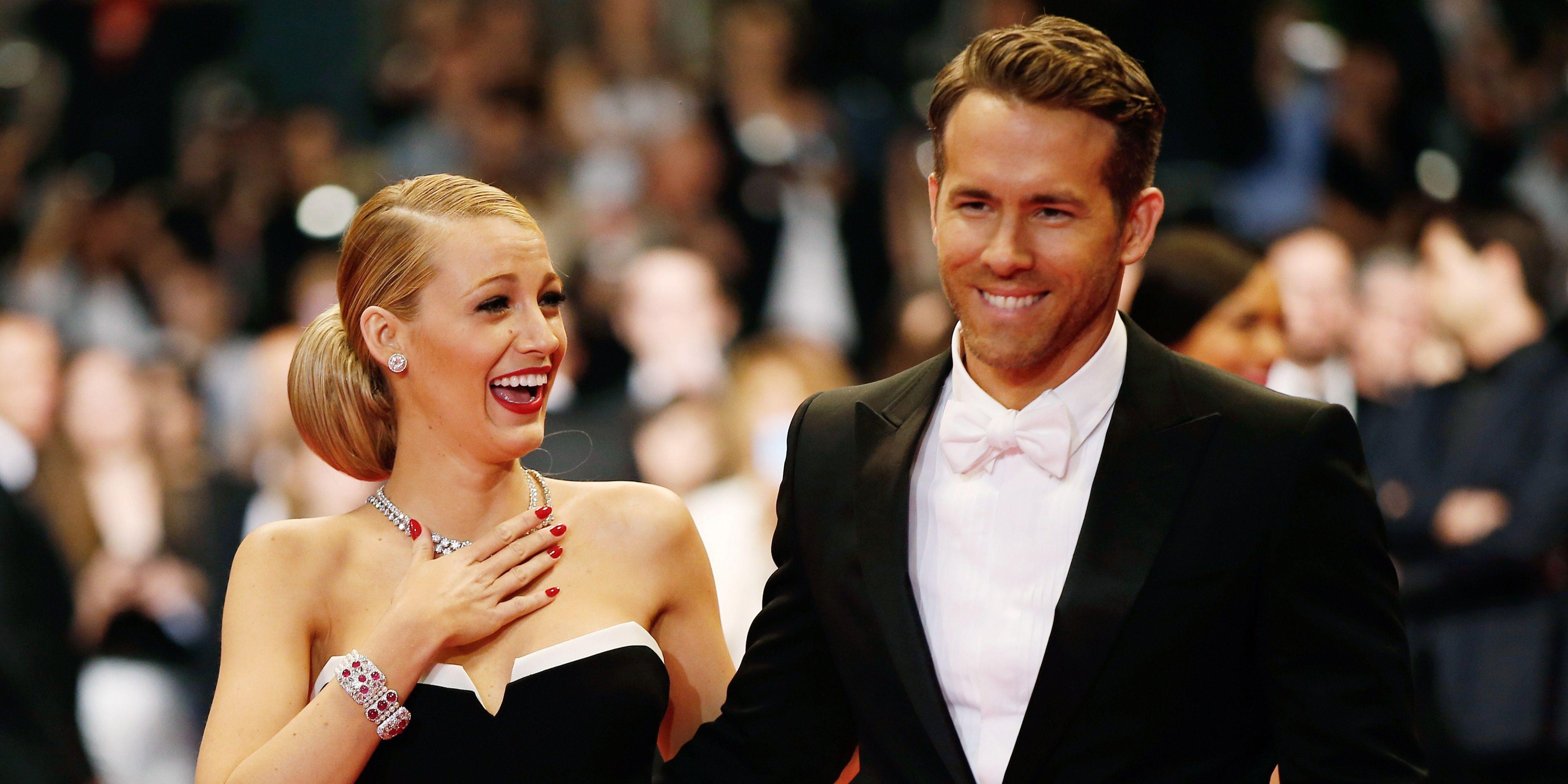 The Real Life, Rom-Com Story of Blake Lively and Ryan Reynolds' First Date