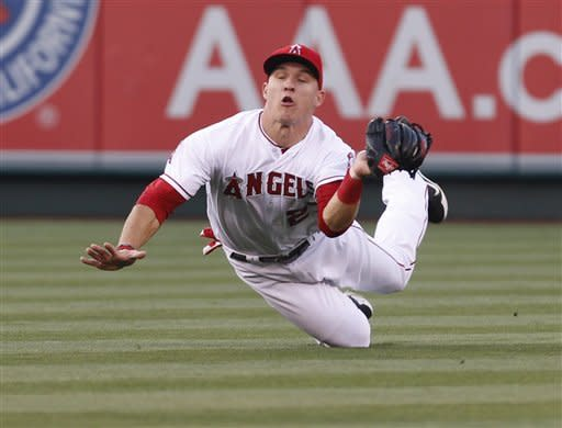 C.J. Wilson pitches Angels past Blue Jays 6-2
