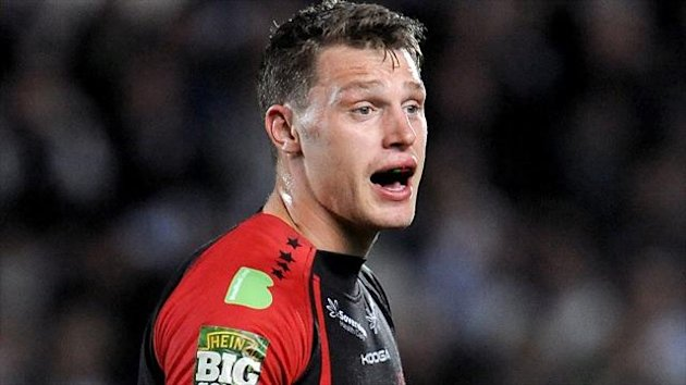 Elliott Whitehead will make his Dragons debut against the Broncos