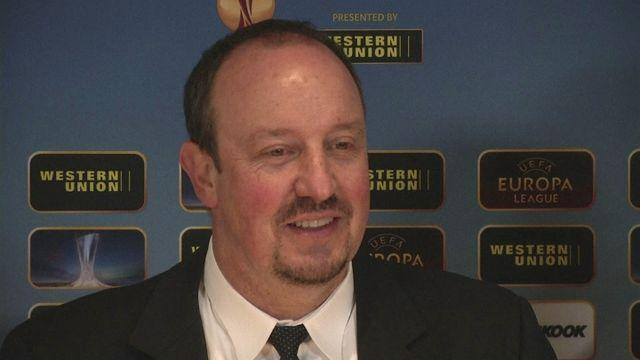 Benitez will make changes to Chelsea team for Sunderland match [AMBIENT]
