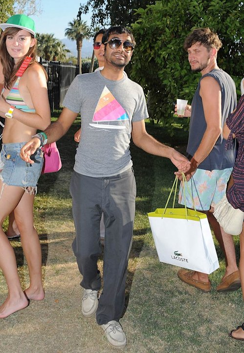 Aziz Ansari Coachella
