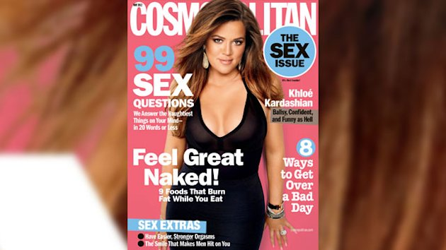 Khloe Kardashian on Mom&#39;s &#39;Fat&#39; Comment