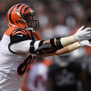 Not time to panic if you own Tyler Eifert