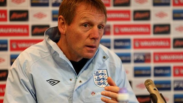 Stuart Pearce has absolute faith in his players' desire to represent England