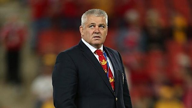 Warren Gatland (PA Photos)